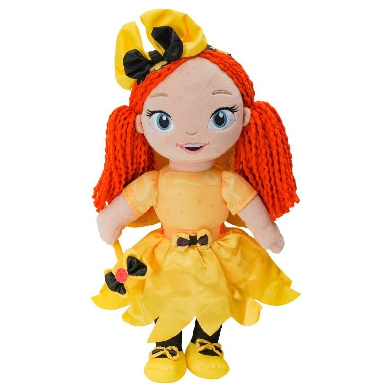The Wiggles Free Shipping! Emma Fairy Doll