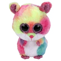 Beanie Boos Medium Rodney Multicoloured Hamster
