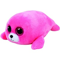 TY Beanie Boos Regular Pierre the Pink Seal