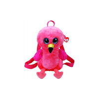 TY Gear Gilda Pink Flamingo Backpack