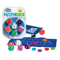 Thinkfun Junior Math Dice Game