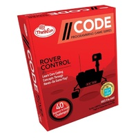 ThinkFun CODE: Rover Control Game