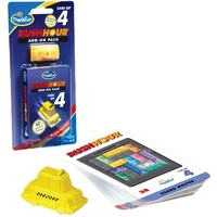 Thinkfun Rush Hour Add-On Pack Card Set 4 - Problem Solving Game