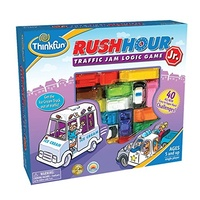 Rush Hour Jr. Board Game
