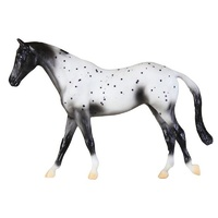 Breyer Classics Black Semi-Leopard Appaloosa 1:!2 Scale 930