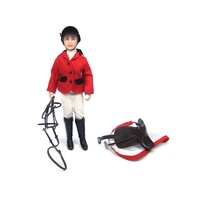 Breyer Classics Chelsea Show Jumper with Saddle & Bridle 1:12 Scale 61052