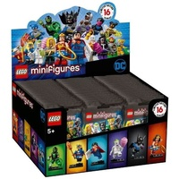 LEGO Minifigures DC Super Heroes Series Box of 60 Mystery Bags 71026
