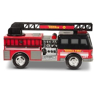 Tonka Mighty Motorised Fire Engine Truck