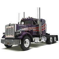 Revell Peterbilt Model 359 Conventional Tractor Truck model kit 1:25 scale