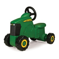 John Deere Sit N Scoot Tractor Ride On