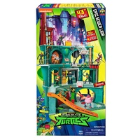 "Rise of The Teenage Mutant Ninja Turtle 43"" Epic Sewer Lair Playset"