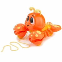 Little Tikes Pull n Chatter Lobster