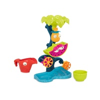 B Toys Tropical Waterfall Bath/Beach Toy