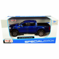 Maisto 2019 Ford Ranger FX4 diecast model metal toy 1:27 scale