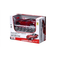 Maisto Assembly Line Ferrari California T 1:24 Scale Die-Cast Model Kit