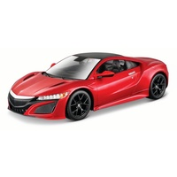 Maisto Assembly Line 2018 Acura NSX 1:24 Scale Die-Cast Model Kit