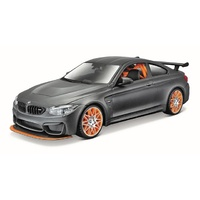 Maisto Assembly Line BMW M4 GTS diecast metal model kit 1:24 scale