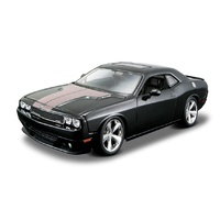 Maisto Assembly Line 2008 Dodge Challenger SRT8 1:24 Scale Die-Cast Model Kit