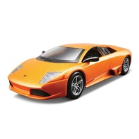 Lamborghini Murcielago LP 640 Die Cast Metal Model Kit 1:24 scale