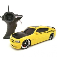 Maisto Tech 2006 Dodge Charger SRT8 1:24 Scale Radio Control