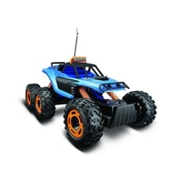 Maisto RC Rock Crawler 6x6 Radio Control Tri Channel Rechargeable Battery