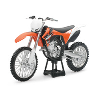 KTM 350 SXF Dirt Bike New Ray 1:12 Scale