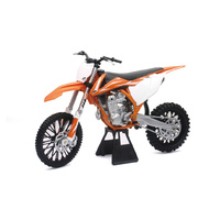New Ray KTM 450 SX-F 2018 Dirt Bike 1:6 Scale diecast metal/plastic