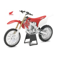New Ray Honda CRF250R Dirt Bike 1:12 Scale