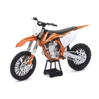 KTM 450 SX-F 2018 Dirt Bike 1:10 Scale
