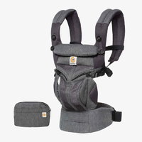 Ergobaby Omni 360 Cool Air Mesh All-In-One Baby Carrier - Classic Weave