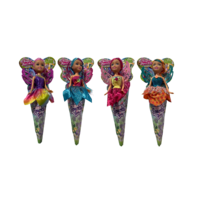 Sparkle Girlz Super Sparkly Floral Fairy Assorted One Supplied