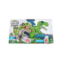 Zuru Robo Alive Robotic Dinosaur T-Rex with Slime Assorted Colours One Supplied