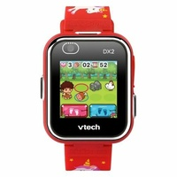 Vtech Kidizoom Smartwatch Red with Unicorns