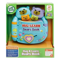 Leap Frog Hug & Learn Bears Rhyme Book