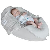 NOVA 4 in 1 Convertible Pregnancy Pillow & Nest - Grey
