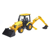 Bruder JCB Midi CX Backhoe Loader 1:16 Scale 02427
