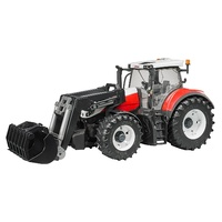 Bruder Steyr 6300 Terrus CVT Tractor with Frontloader 03181