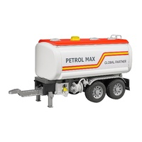 Bruder Tank Trailer For Trucks With Water Pump 03925