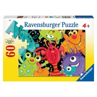 Ravensburger Monster Buddies 60pc Puzzle