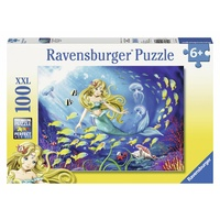 Ravensburger Little Mermaid Puzzle 100pc XXL Puzzle 10511