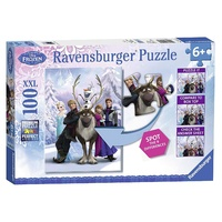 Ravensburger Disney The Frozen Difference 100pc XXL Puzzle 10557