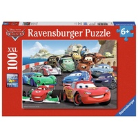 Ravensburger Disney Cars Explosive Racing 100pc XXL Puzzle 10615