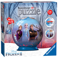 Ravensburger Disney Frozen 2 3D Puzzle Ball 108pcs 11142-8
