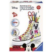 Ravensburger Disney Mickey Mouse Sneaker 108pc 3D Puzzle 12055