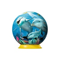 Ravensburger Underwater Fantasy 3D puzzle 108 pieces