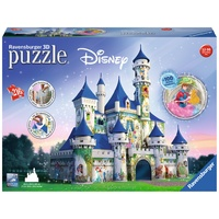 Ravensburger Disney Princess Castle 216pc 3D Puzzle 12510