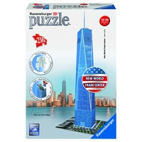 Ravensburger One World Trade Center 3D puzzle 216 pieces