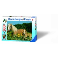 Ravensburger Horse Happiness 200pc XXL Puzzle 12628