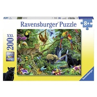 Ravensburger Animals In The Jungle 200pc XXL Puzzle 12660-6