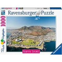 Ravensburger Cape Town 1000pc Puzzle 14084-8